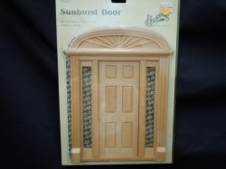 Door - Sunburst