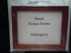 Wood Picture frame