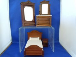 Victorian Bedroom Set
