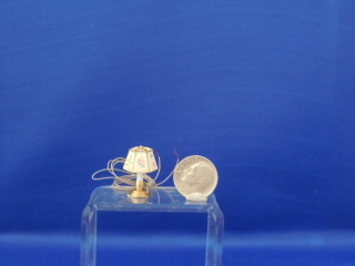 "Table lamp - 1/2""scale - Click Image to Close"