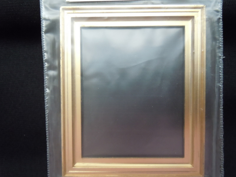 Painted Picture Frame