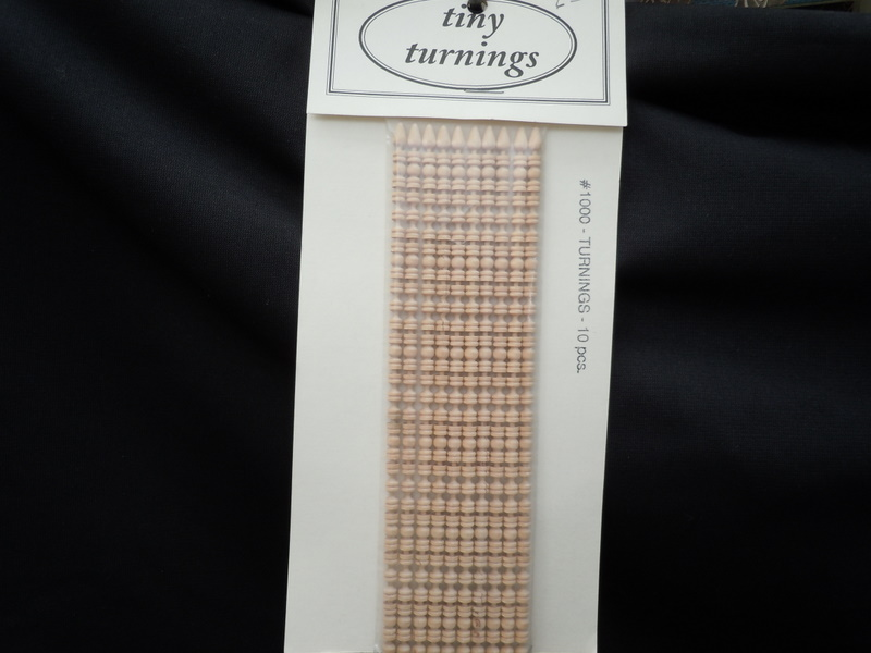 Tiny Turnings - 1000
