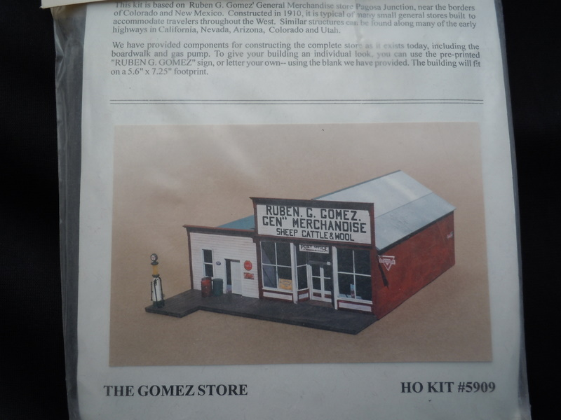 Grandtline - HO Kit - The Gomez Store