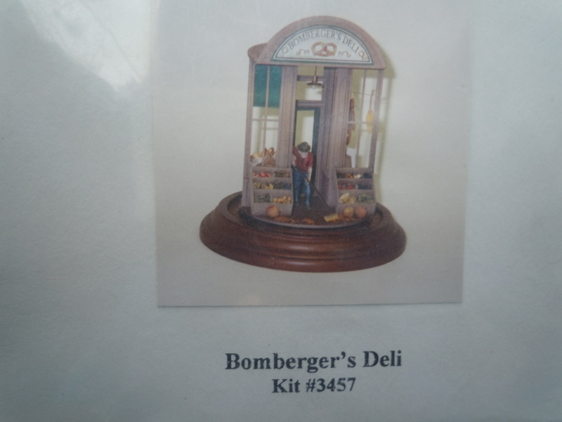 Grandtline - 1/4 scale Bombergers Deli Kit