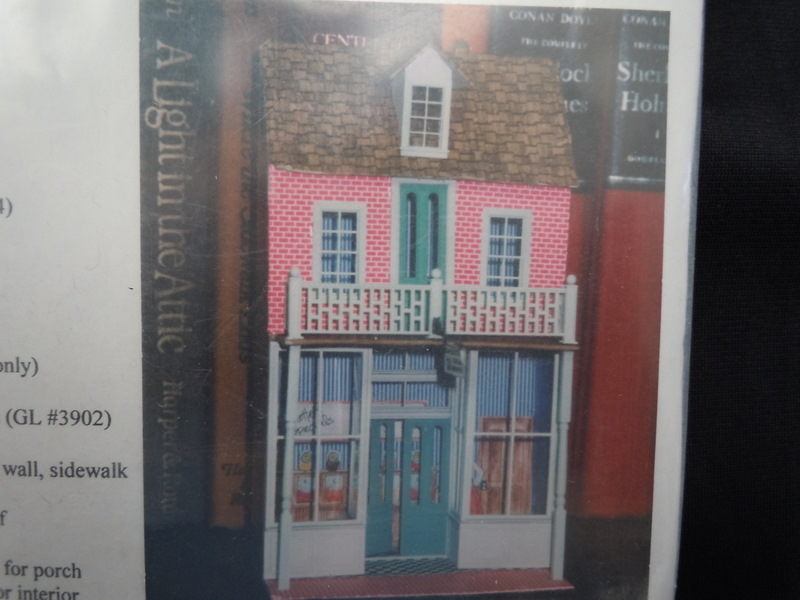 Grandtline - 1/4 scale Sugar Shoppe Kit