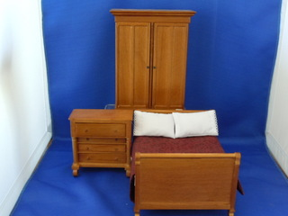 Lincoln Bedroom Set - Click Image to Close