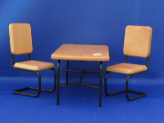 Kitchen Table and chairs set - Click Image to Close