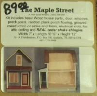 dollhouse kits