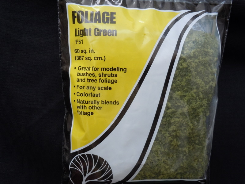 Foilage - Light green
