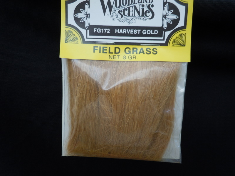 Field grass - Harvest Gold